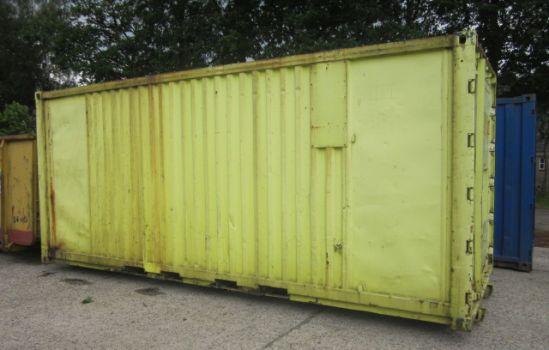 altijd diverse containers op voorraad 10ft 20ft 40ft